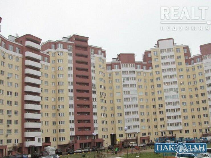 3-комнатная, Минск, Ложинская ул. — фото 1