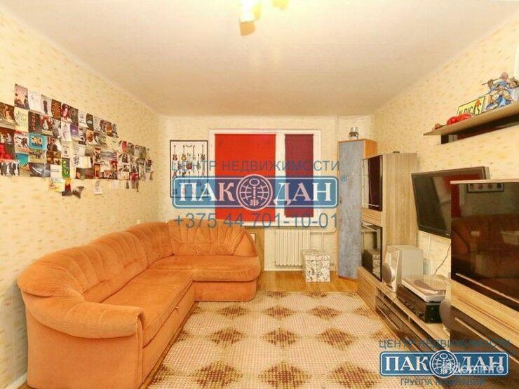 1-комнатная, Минск, Скрипникова ул. — фото 1