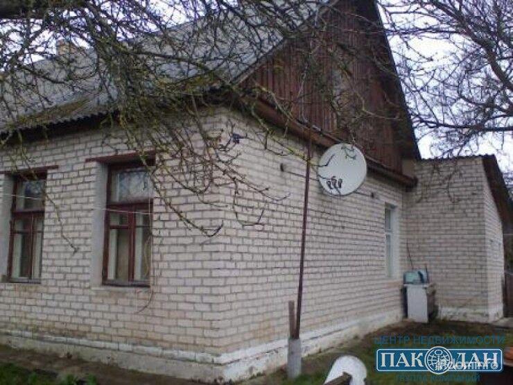 2-комнатная, Барановичи, Бородина ул. — фото 1