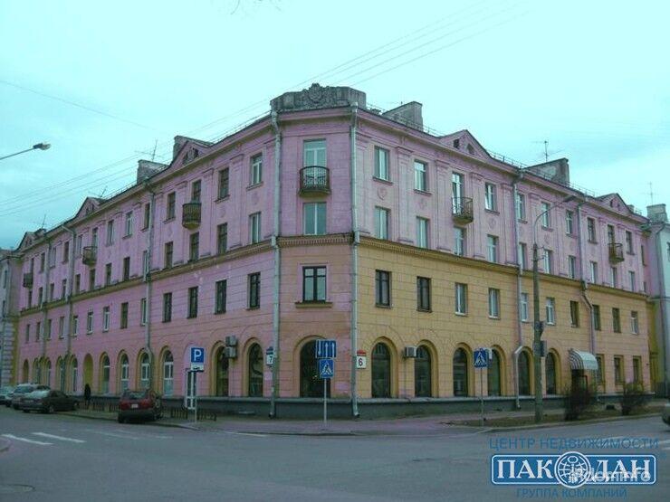 2-комнатная, Минск, Коммунистическая ул. — фото 1