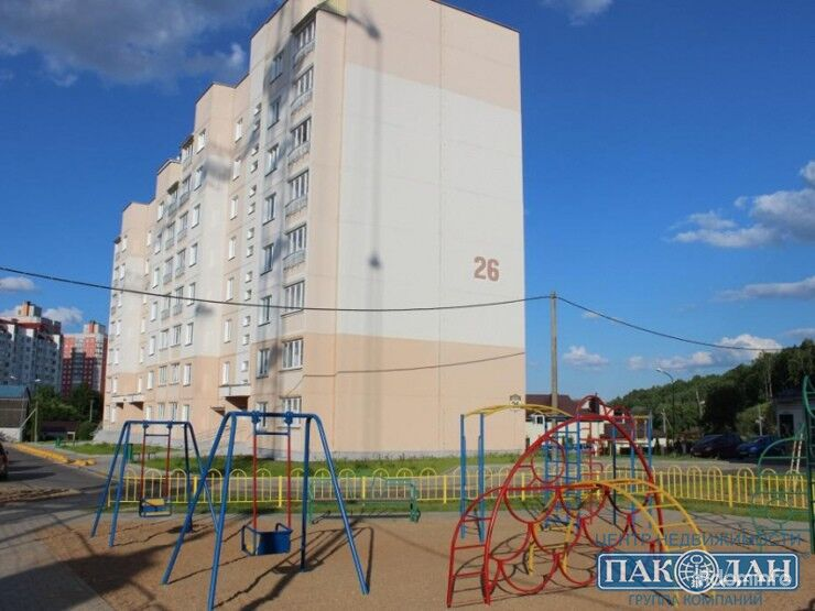 3-комнатная, Минск, Маршала Лосика ул. — фото 1