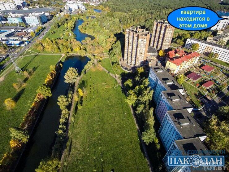 3-комнатная, Минск, Багратиона ул. — фото 1