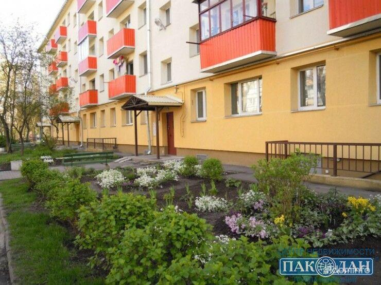 2-комнатная, Минск, Буденного ул. — фото 1