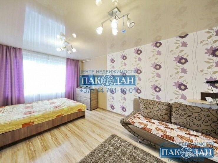 1-комнатная, Минск, Холмогорская ул. — фото 1