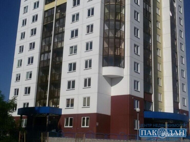 1-комнатная, Гродно, Щорса ул. — фото 1