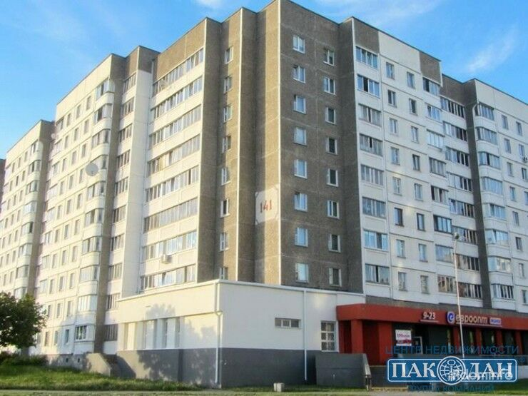 1-комнатная, Минск, Есенина ул. — фото 1