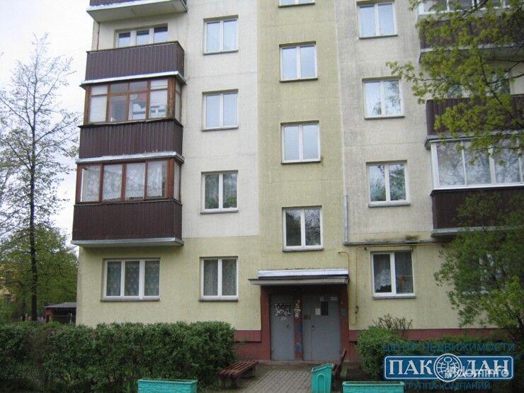 1-комнатная, Минск, Народная ул. — фото 1