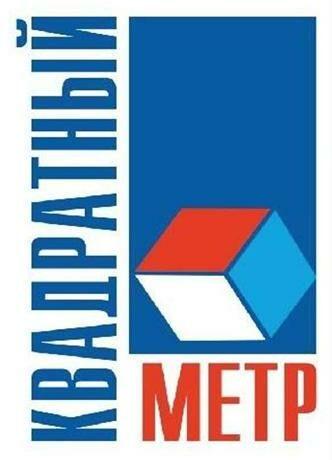 УП «Квадратный метр» — логотип