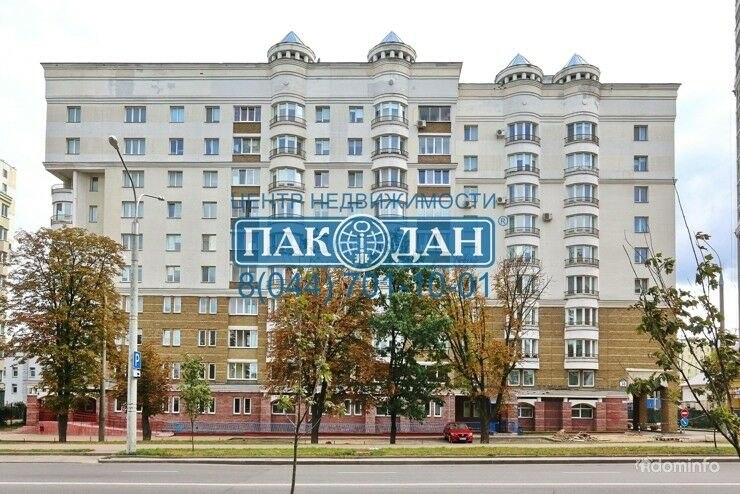 4-комнатная, Минск, Беды ул. 38 — фото 1