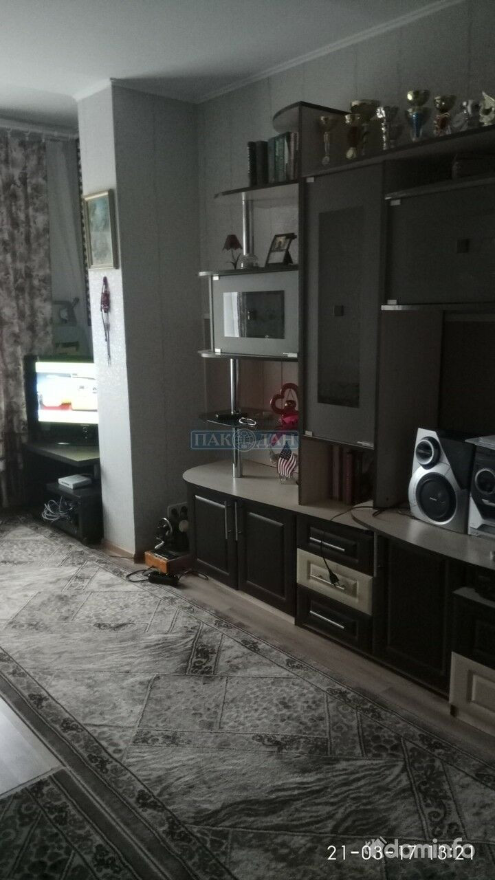 2-комнатная, Минск, 4-й Свирский пер. 19 — фото 1