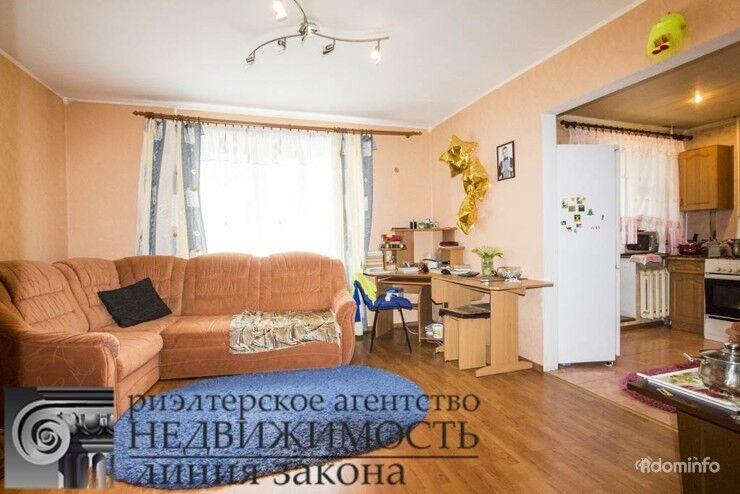 3-к. кв-ра, г. Добруш, пр-т Мира, д. 15 — фото 1
