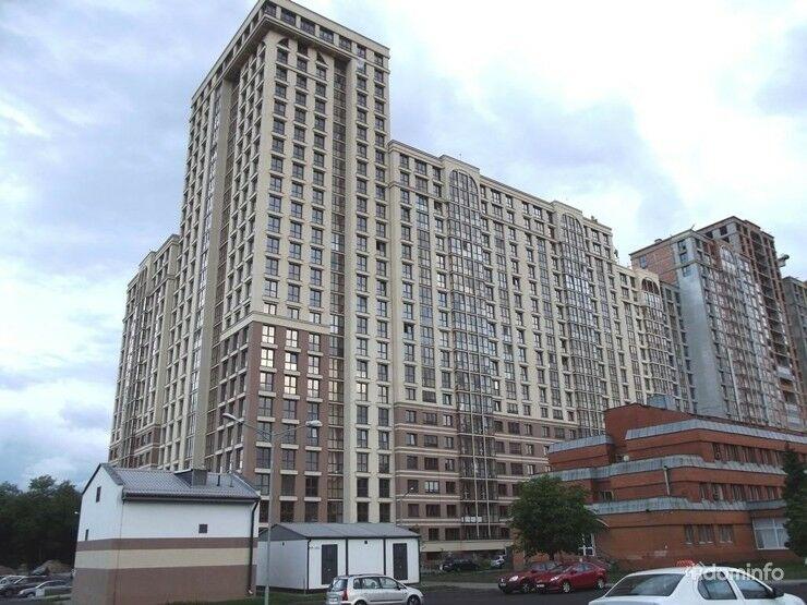 Двухкомнатная квартира со свободной планировкой в ЖК«VOGUE». — фото 1
