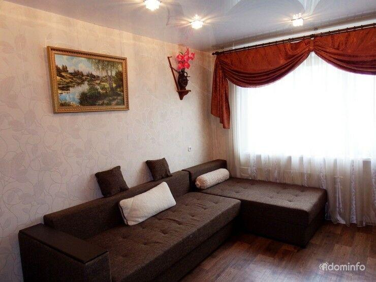 3-комнатная квартира. г. Минск, ул. Герасименко, 38 — фото 1
