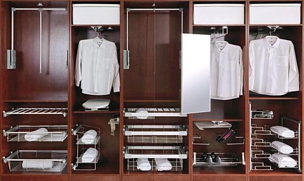 Критерии выбора надёжного шкафа-купе