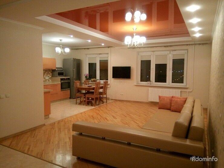 Трехкомнатная квартира по ул. Харьковская дом 58. — фото 1
