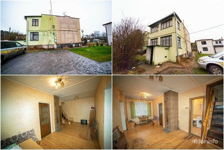Продам 2 этажный дом 162м2, с мебелью 3 км. от Минска — фото 1
