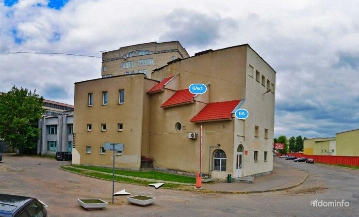 Предлагаем в аренду помещения в административном здании по Партизанскому проспекту, 6А (3-х этажная пристройка). — фото 1