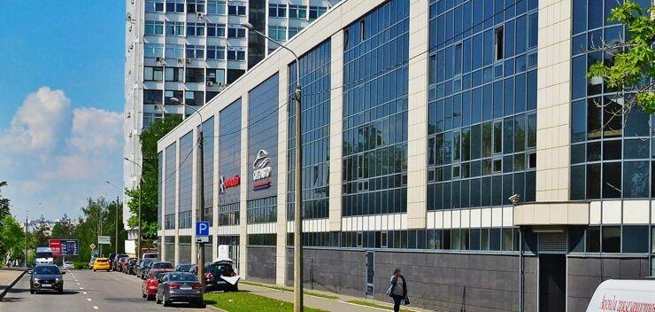 Аренда помещения 579,7 кв.м. в БЦ по ул. Смоленская, 25. — фото 1
