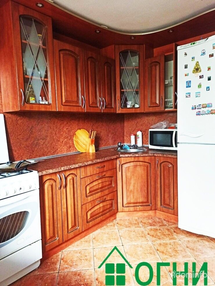 3-комнатная квартира г.Фаниполь — фото 1