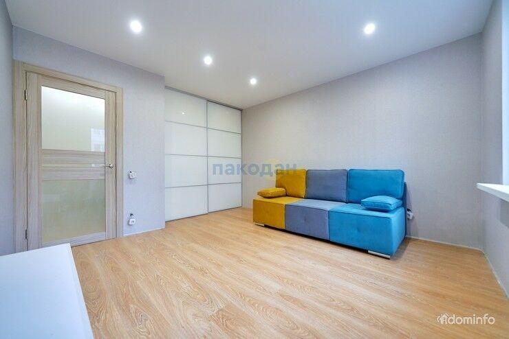 1-комнатная, Фаниполь, Зелёная ул. 2 — фото 1
