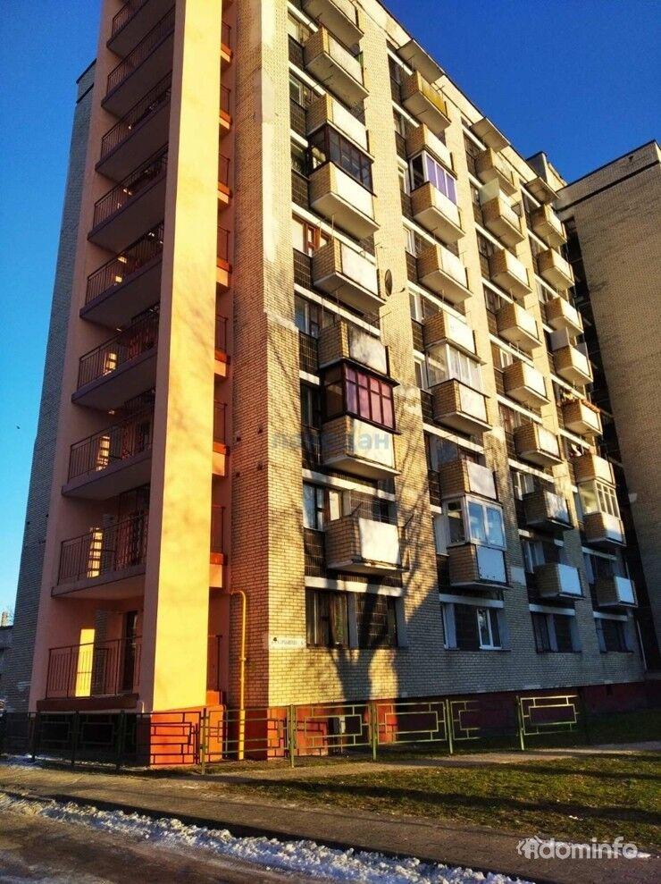 1-комнатная, Брест, Карбышева ул. — фото 1