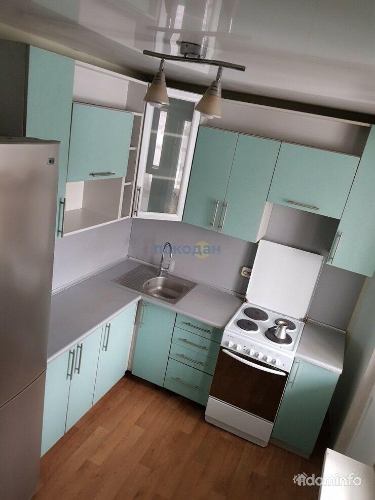 1-комнатная, Минск, Пржевальского ул. 2 — фото 1